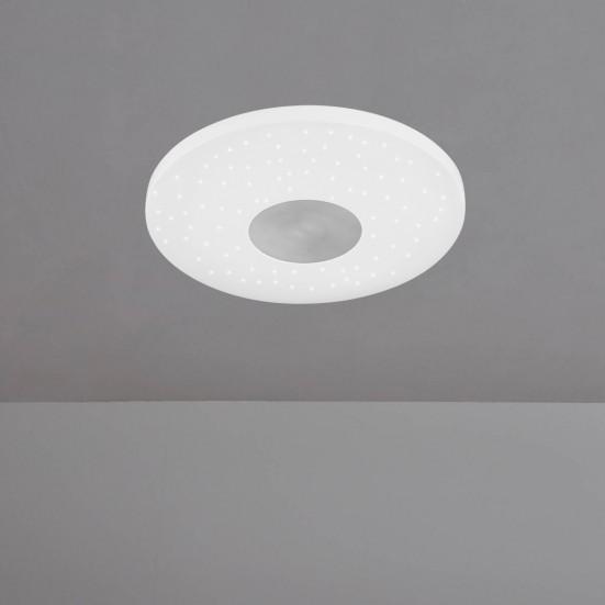 wofi deckenleuchte carla 1 flg wei 34 cm 998501066000. Black Bedroom Furniture Sets. Home Design Ideas